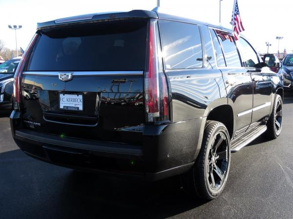 Cadillac Escalade 2017 Black Raven For Sale $81885 Stock Number 67332K 9574_p7