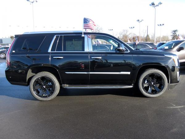 Cadillac Escalade 2017 Black Raven For Sale $81885 Stock Number 67332K 9574_p8