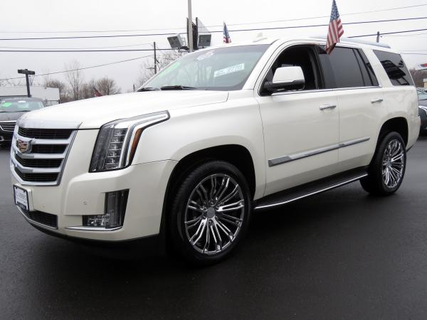 Cadillac Escalade 2015 White Diamond Tricoat For Sale $58849 Stock Number 67417K 9797_p4
