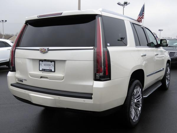 Cadillac Escalade 2015 White Diamond Tricoat For Sale $58849 Stock Number 67417K 9797_p7