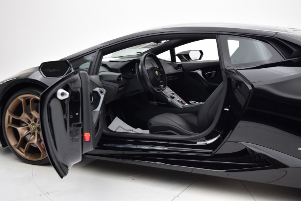 Lamborghini Huracan 2015 Nero For Sale $199880 Stock Number 18M185AJI 9879_p12
