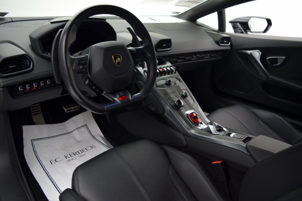 Lamborghini Huracan 2015 Nero For Sale $199880 Stock Number 18M185AJI 9879_p16
