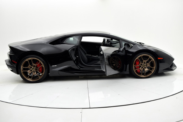 Lamborghini Huracan 2015 Nero For Sale $199880 Stock Number 18M185AJI 9879_p22