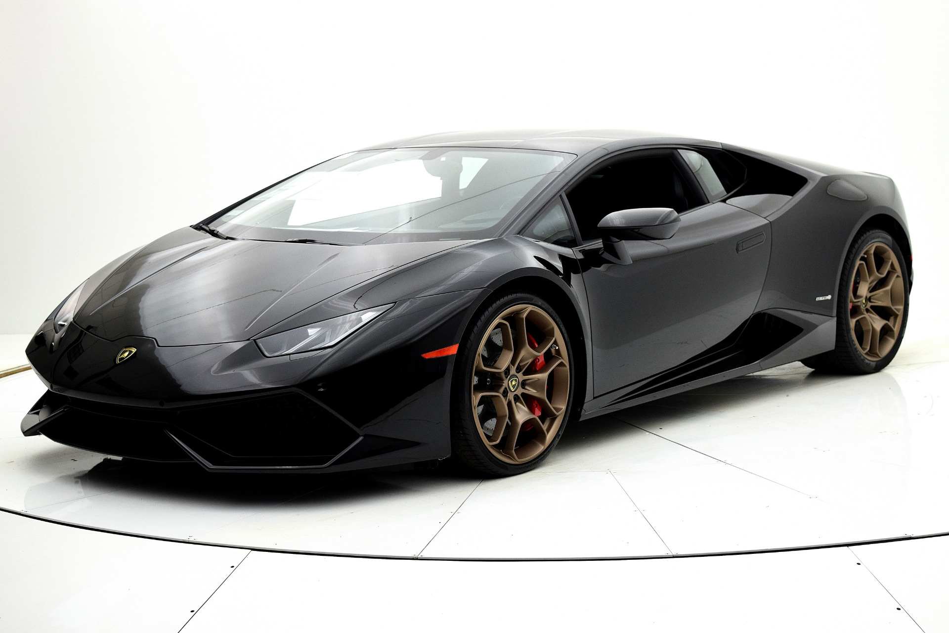 Lamborghini Huracan 2015 Nero For Sale $199880 Stock Number 18M185AJI