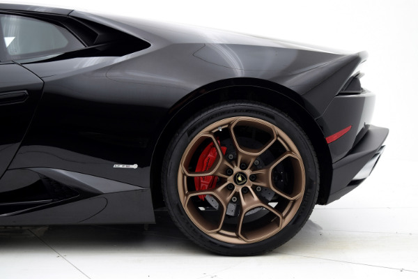 Lamborghini Huracan 2015 Nero For Sale $199880 Stock Number 18M185AJI 9879_p37
