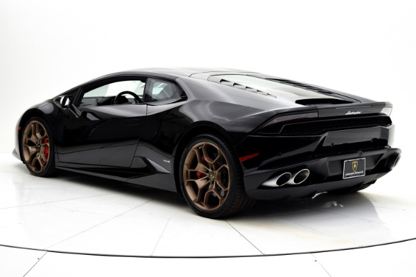 Lamborghini Huracan 2015 Nero For Sale $199880 Stock Number 18M185AJI 9879_p4