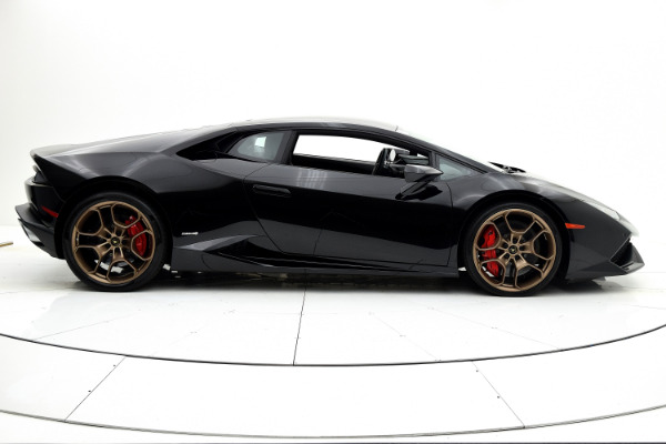 Lamborghini Huracan 2015 Nero For Sale $199880 Stock Number 18M185AJI 9879_p7