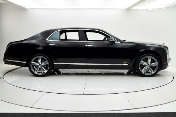 Bentley Mulsanne 2016 Beluga For Sale $189880 Stock Number 1516JI 9913_p7