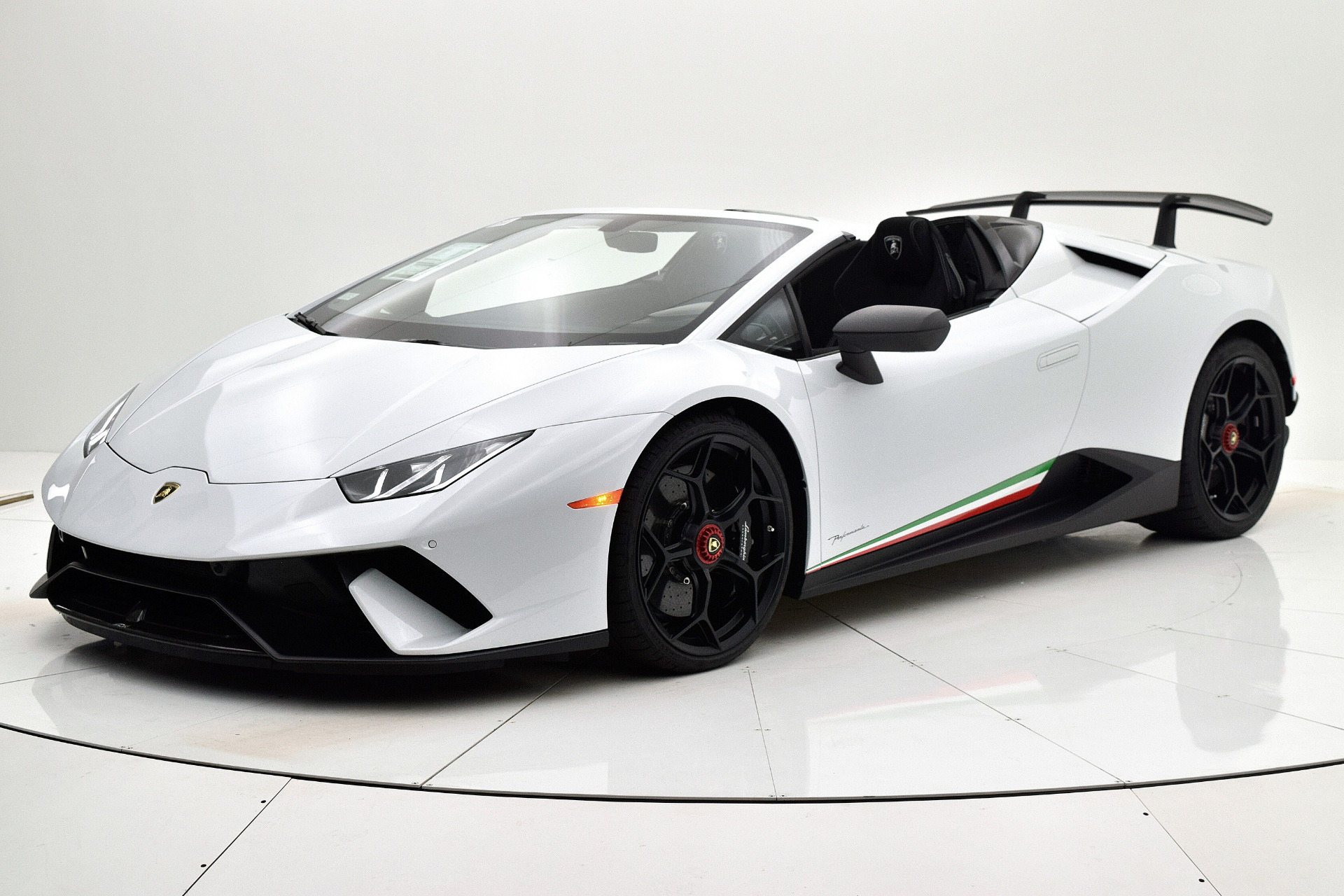 New 2019 Lamborghini Huracan Lp640 4 Performante Spyder For Sale