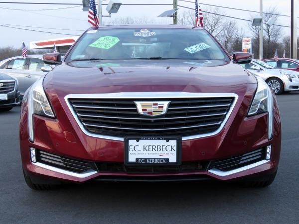 Cadillac CT6 2016 Red Passion Tintcoat For Sale $43589 Stock Number 67458K 9932_p3