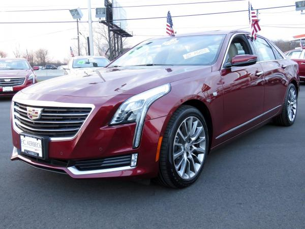 Cadillac CT6 2016 Red Passion Tintcoat For Sale $43589 Stock Number 67458K 9932_p4
