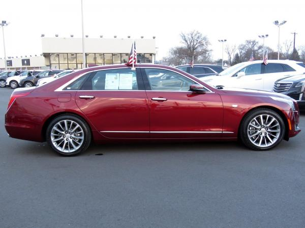 Cadillac CT6 2016 Red Passion Tintcoat For Sale $43589 Stock Number 67458K 9932_p8