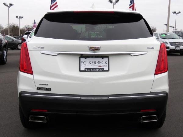 Cadillac XT5 2017 Crystal White Tricoat For Sale $48740 Stock Number 67460K 9935_p6