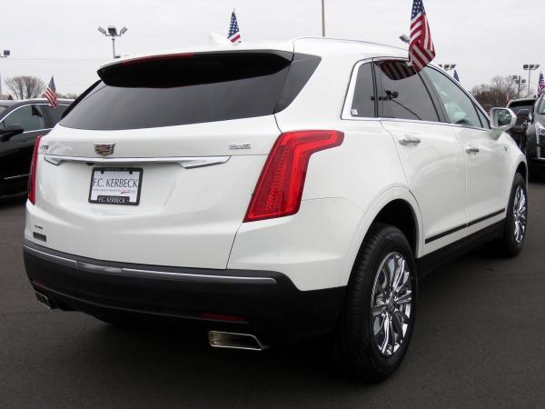 Cadillac XT5 2017 Crystal White Tricoat For Sale $48740 Stock Number 67460K 9935_p7