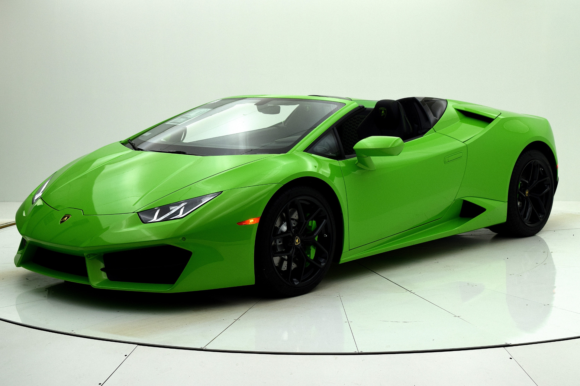 New 2019 Lamborghini Huracan Lp580 2 Spyder For Sale 249 879