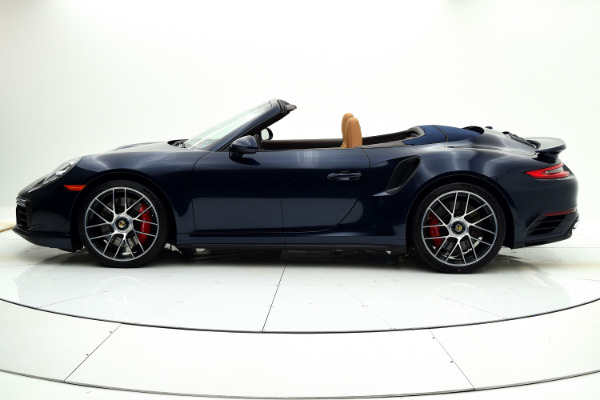 Used 2019 Porsche 911 Turbo Cabriolet for sale Sold at F.C. Kerbeck Lamborghini Palmyra N.J. in Palmyra NJ 08065 3