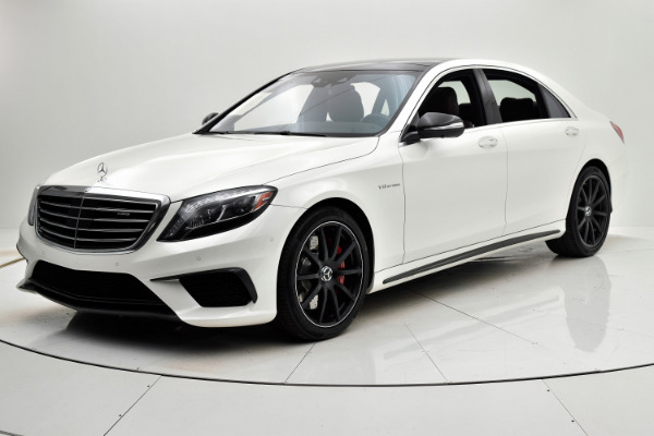 Used 2017 Mercedes-Benz S-Class AMG S 63 for sale Sold at F.C. Kerbeck Lamborghini Palmyra N.J. in Palmyra NJ 08065 2