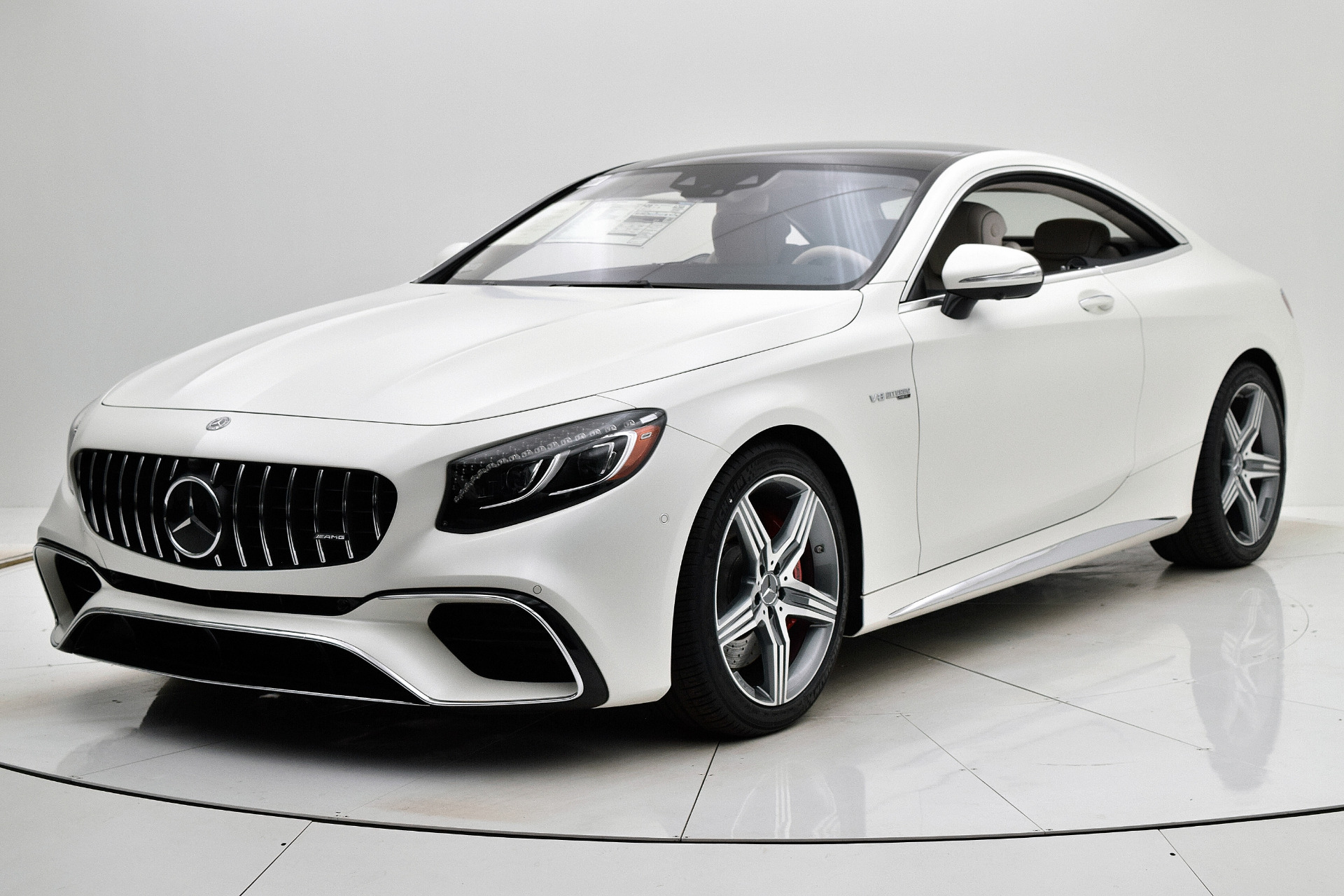 Used 2019 Mercedes-Benz S-Class AMG S 63 for sale Sold at F.C. Kerbeck Lamborghini Palmyra N.J. in Palmyra NJ 08065 2