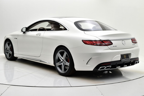 Used 2019 Mercedes-Benz S-Class AMG S 63 for sale Sold at F.C. Kerbeck Lamborghini Palmyra N.J. in Palmyra NJ 08065 4