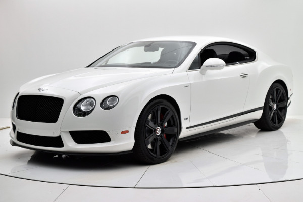 Used 2015 Bentley Continental GT V8 S for sale Sold at F.C. Kerbeck Lamborghini Palmyra N.J. in Palmyra NJ 08065 2