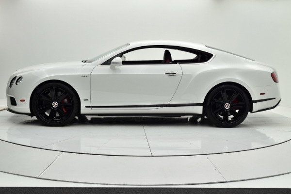 Used 2015 Bentley Continental GT V8 S for sale Sold at F.C. Kerbeck Lamborghini Palmyra N.J. in Palmyra NJ 08065 3