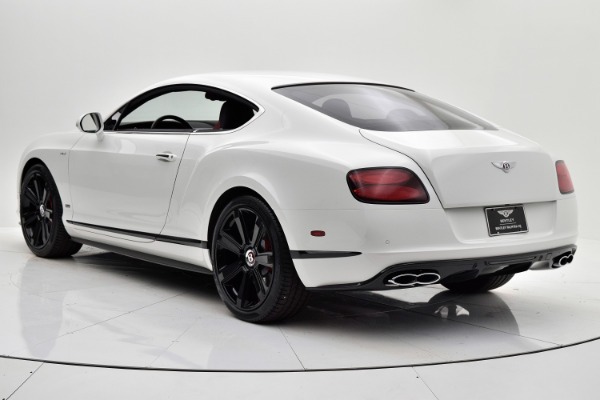 Used 2015 Bentley Continental GT V8 S for sale Sold at F.C. Kerbeck Lamborghini Palmyra N.J. in Palmyra NJ 08065 4