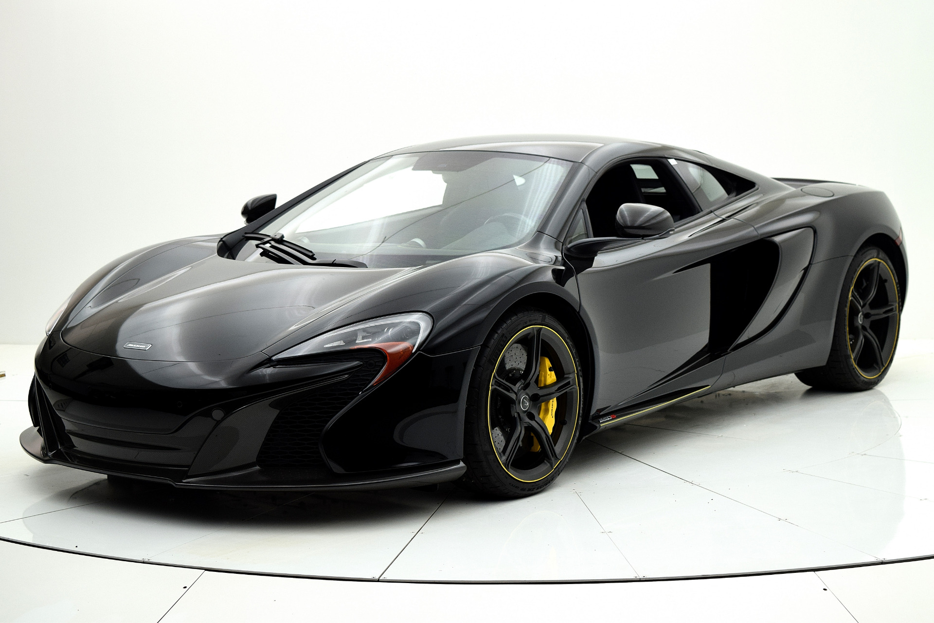 Used 2016 MCLAREN 650 S Coupe for sale $169,880 at F.C. Kerbeck Lamborghini Palmyra N.J. in Palmyra NJ 08065 2