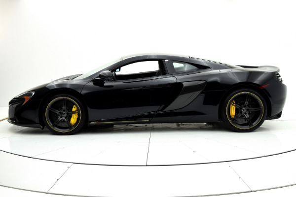 Used 2016 MCLAREN 650 S Coupe for sale $169,880 at F.C. Kerbeck Lamborghini Palmyra N.J. in Palmyra NJ 08065 3
