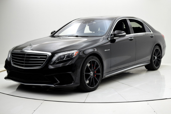 Used 2015 Mercedes-Benz S-Class S 63 AMG for sale Sold at F.C. Kerbeck Lamborghini Palmyra N.J. in Palmyra NJ 08065 2