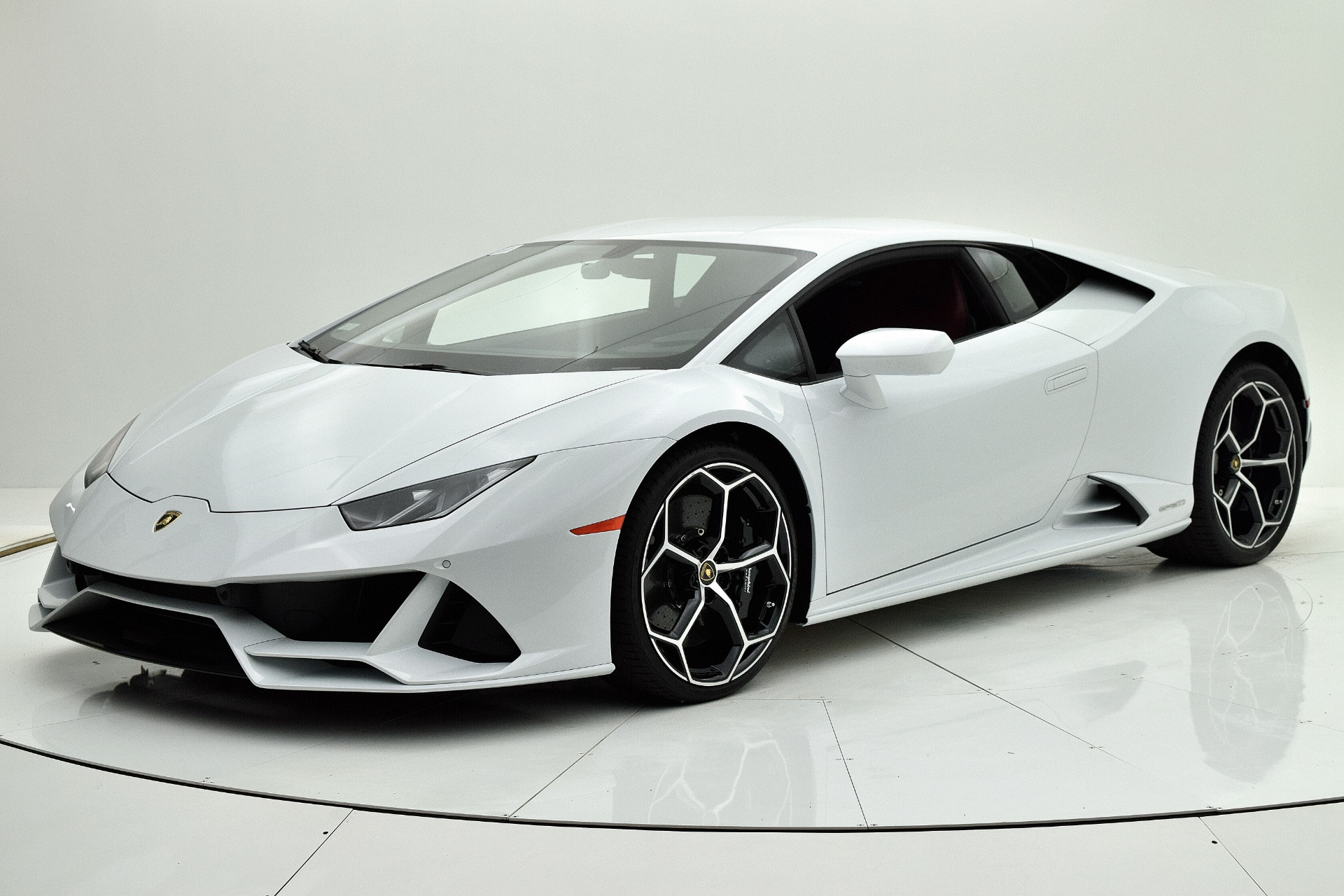 New 2020 Lamborghini Huracan EVO LP 640-4 EVO for sale Sold at F.C. Kerbeck Lamborghini Palmyra N.J. in Palmyra NJ 08065 2