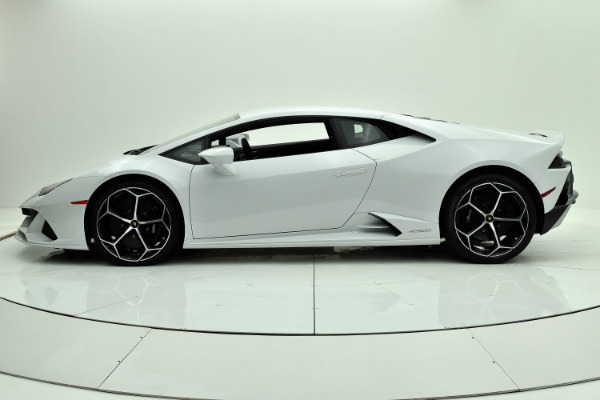 New 2020 Lamborghini Huracan EVO LP 640-4 EVO for sale Sold at F.C. Kerbeck Lamborghini Palmyra N.J. in Palmyra NJ 08065 3