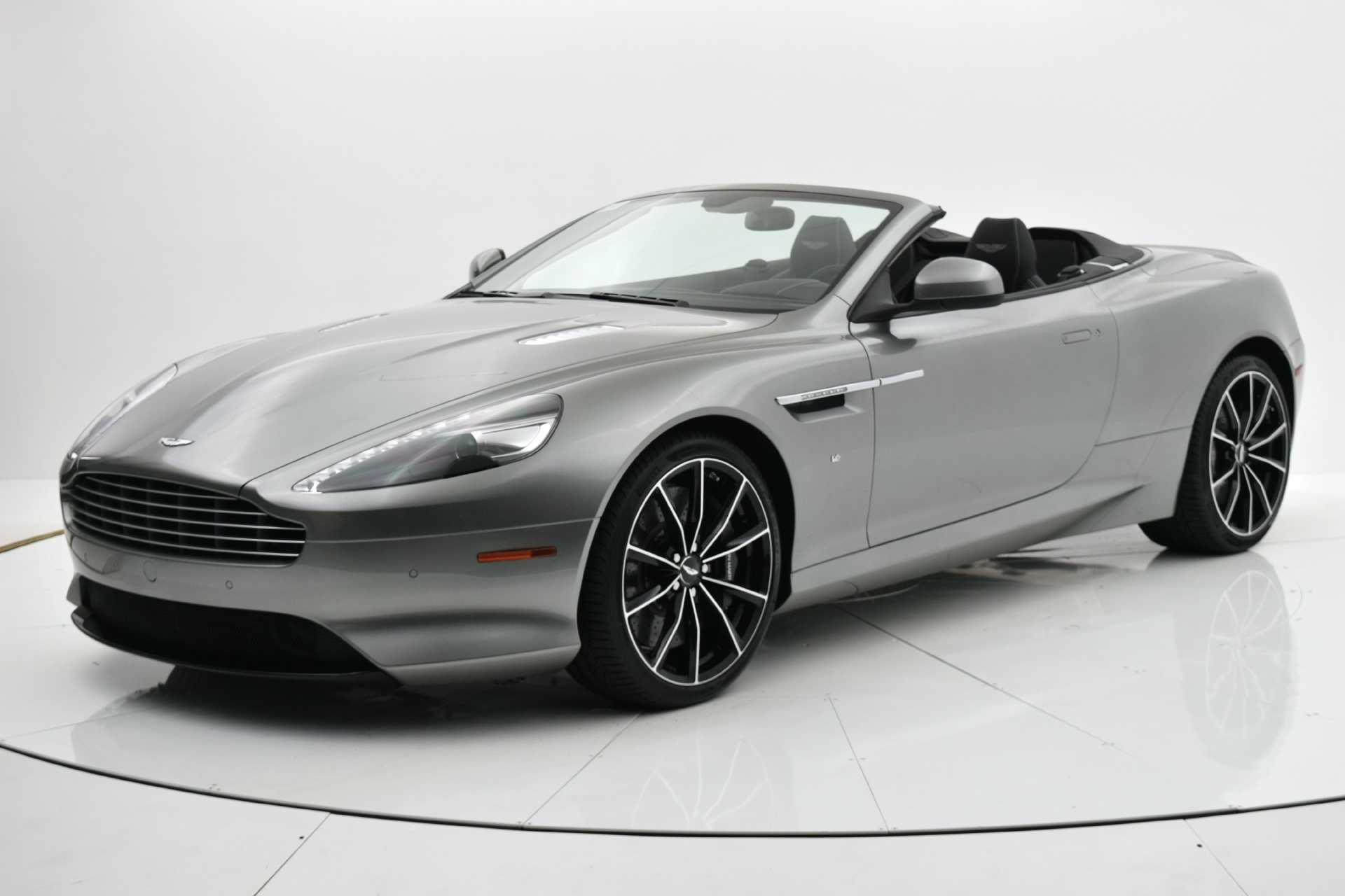 Used 2016 Aston Martin DB9 GT Volante for sale $115,880 at F.C. Kerbeck Lamborghini Palmyra N.J. in Palmyra NJ 08065 2