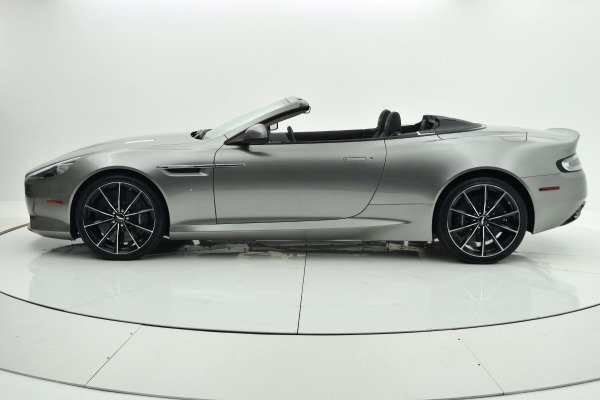 Used 2016 Aston Martin DB9 GT Volante for sale $115,880 at F.C. Kerbeck Lamborghini Palmyra N.J. in Palmyra NJ 08065 3