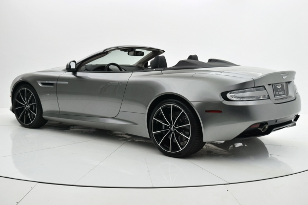 Used 2016 Aston Martin DB9 GT Volante for sale $115,880 at F.C. Kerbeck Lamborghini Palmyra N.J. in Palmyra NJ 08065 4