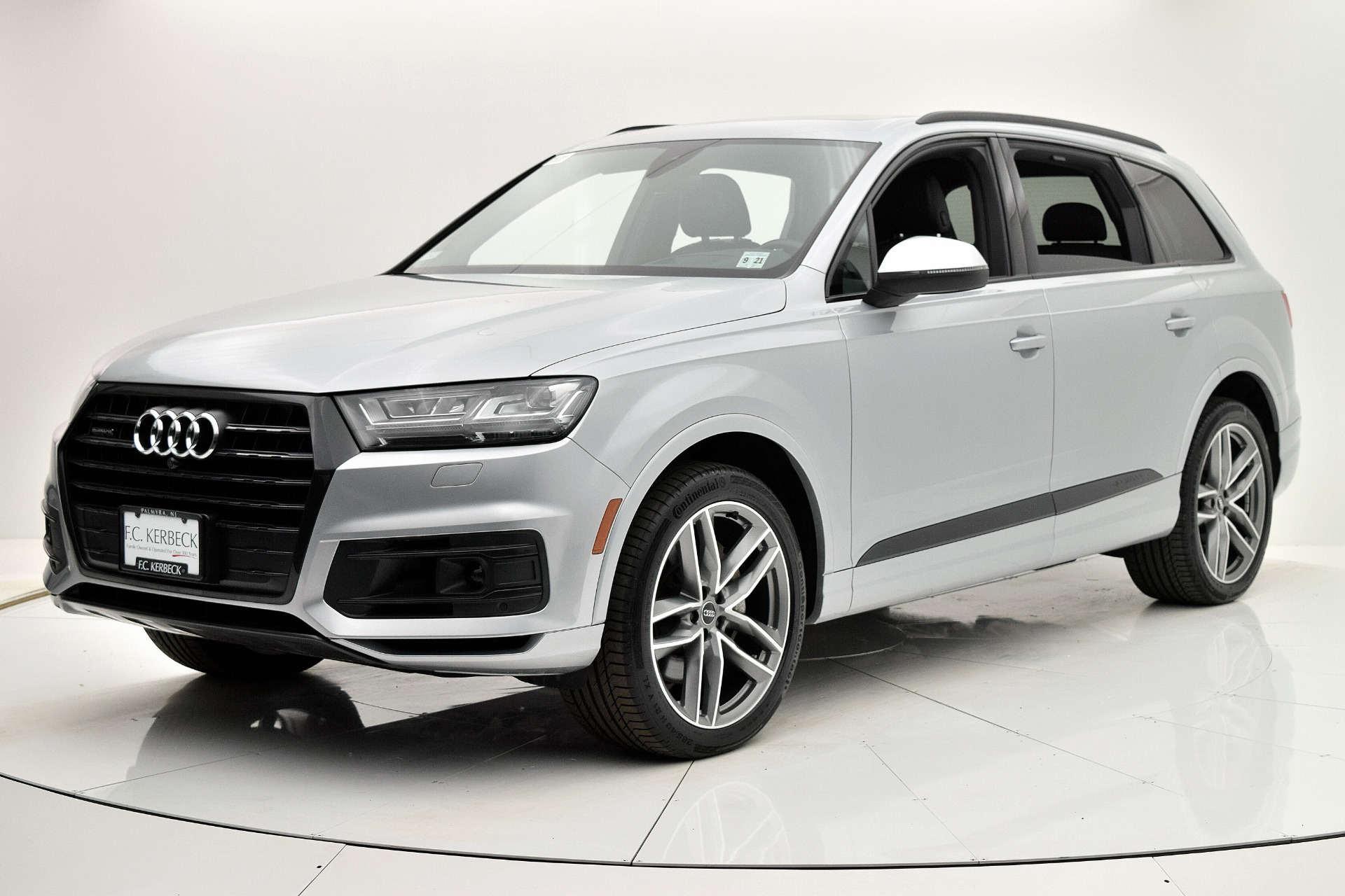 Used 2017 Audi Q7 Prestige for sale $52,880 at F.C. Kerbeck Lamborghini Palmyra N.J. in Palmyra NJ 08065 2
