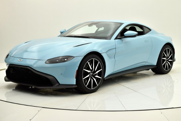 New New 2020 Aston Martin Vantage Coupe for sale $178,781 at F.C. Kerbeck Lamborghini Palmyra N.J. in Palmyra NJ
