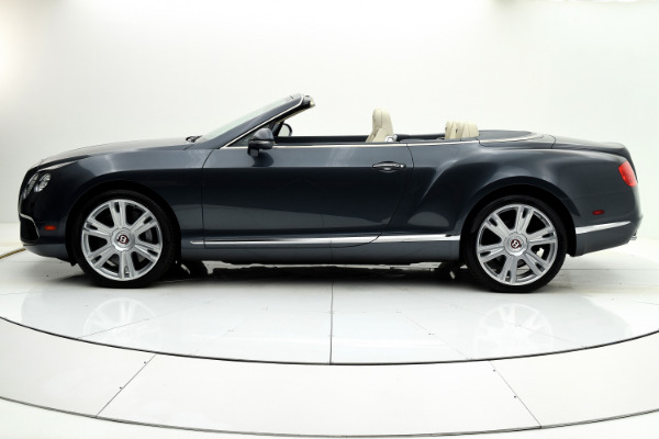 Used 2013 Bentley Continental GT V8 Convertible for sale Sold at F.C. Kerbeck Lamborghini Palmyra N.J. in Palmyra NJ 08065 3
