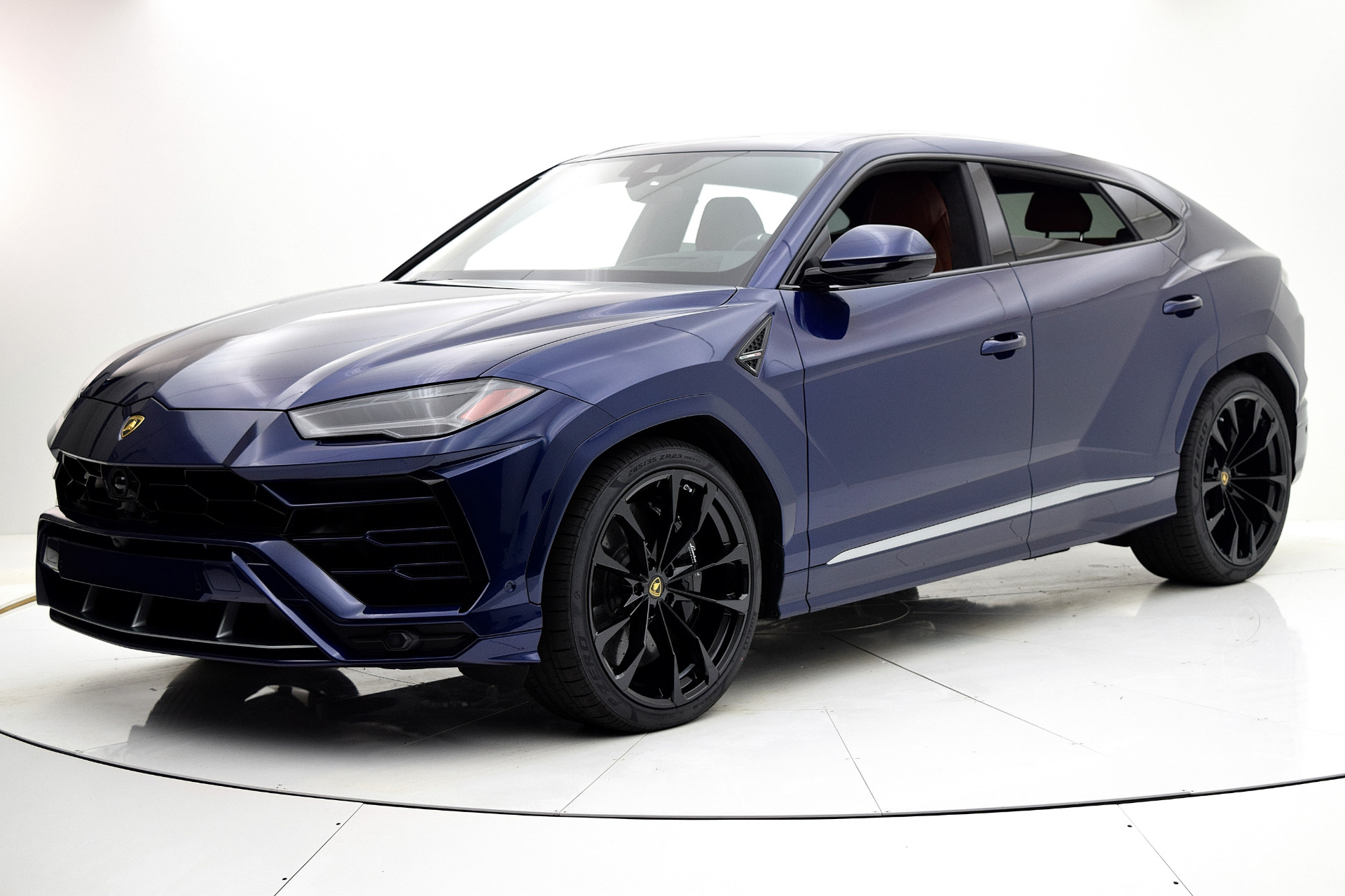 New 2019 Lamborghini Urus for sale Sold at F.C. Kerbeck Lamborghini Palmyra N.J. in Palmyra NJ 08065 2