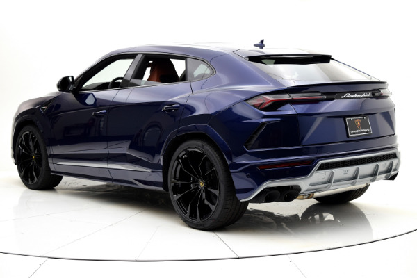 New 2019 Lamborghini Urus for sale Sold at F.C. Kerbeck Lamborghini Palmyra N.J. in Palmyra NJ 08065 4