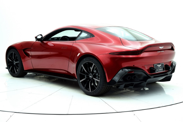 New 2020 Aston Martin Vantage Coupe for sale Sold at F.C. Kerbeck Lamborghini Palmyra N.J. in Palmyra NJ 08065 4