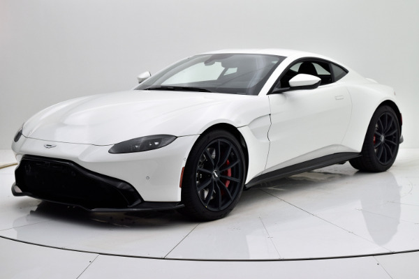 New 2020 ASTON MARTIN VANTAGE COUPE for sale Sold at F.C. Kerbeck Lamborghini Palmyra N.J. in Palmyra NJ 08065 2