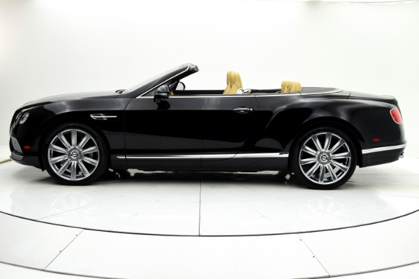 Used 2016 Bentley Continental GT V8 Convertible for sale $159,880 at F.C. Kerbeck Lamborghini Palmyra N.J. in Palmyra NJ 08065 3