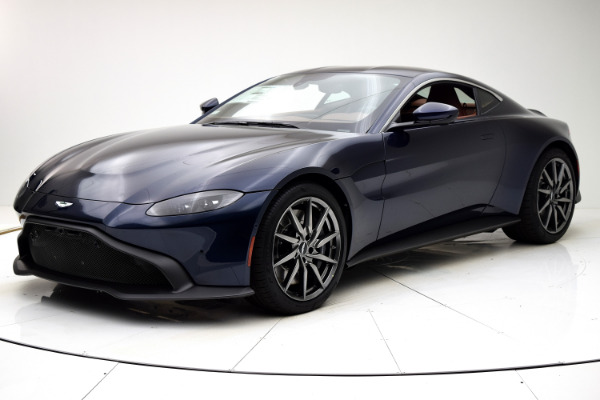 New New 2020 Aston Martin Vantage Coupe for sale $164,414 at F.C. Kerbeck Lamborghini Palmyra N.J. in Palmyra NJ