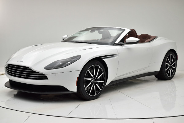 New 2020 Aston Martin DB11 V8 Volante for sale Sold at F.C. Kerbeck Lamborghini Palmyra N.J. in Palmyra NJ 08065 2