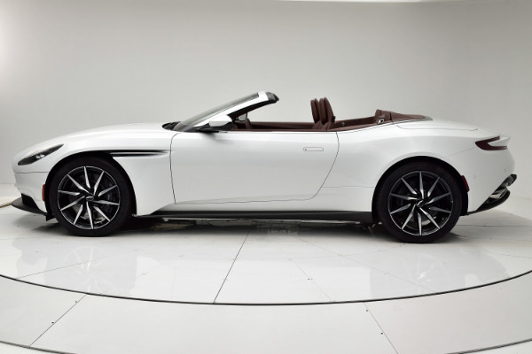 New 2020 Aston Martin DB11 V8 Volante for sale Sold at F.C. Kerbeck Lamborghini Palmyra N.J. in Palmyra NJ 08065 3