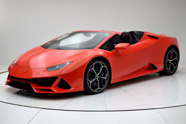 New New 2020 Lamborghini Huracan EVO Spyder for sale Call for price at F.C. Kerbeck Lamborghini Palmyra N.J. in Palmyra NJ