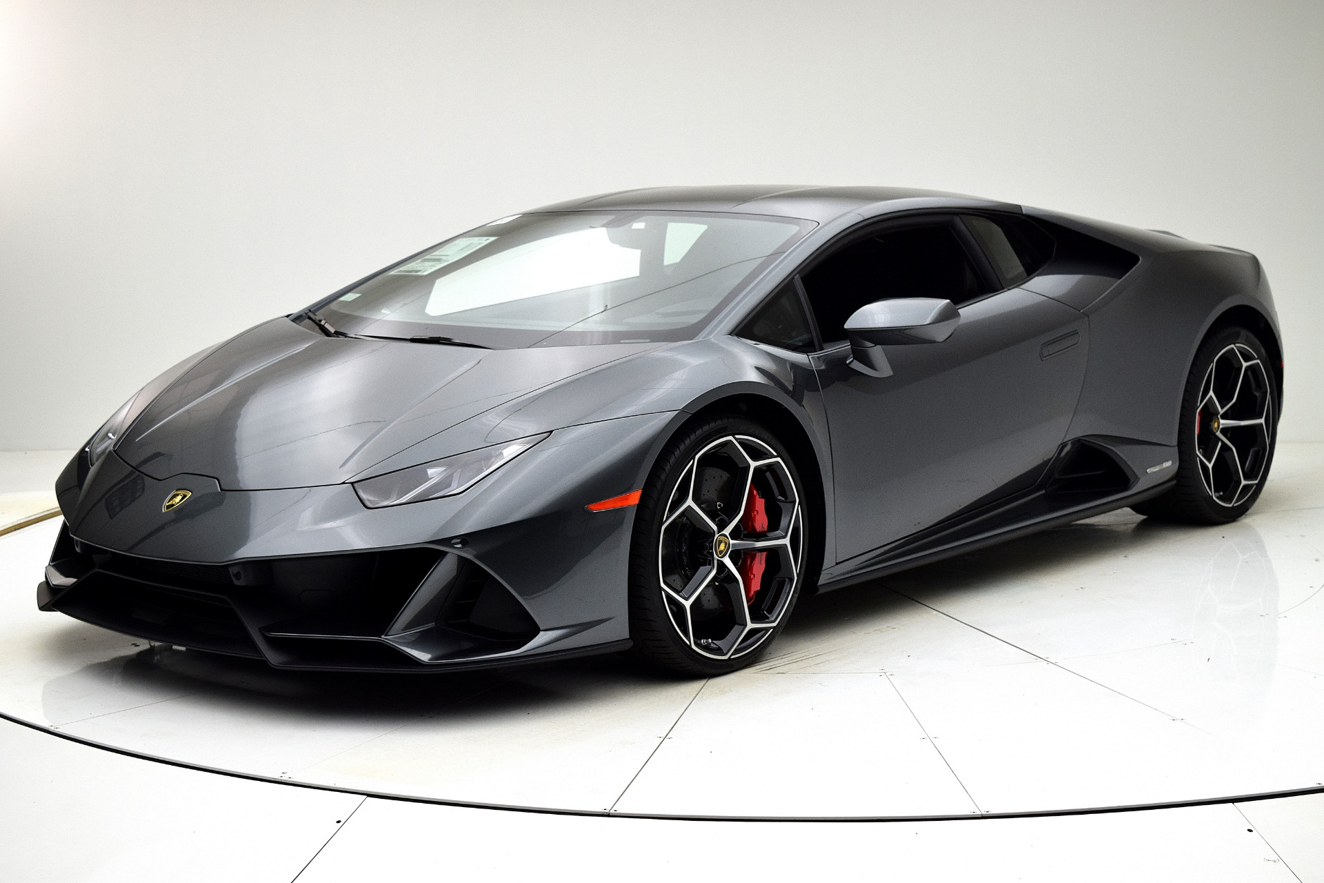 New 2020 Lamborghini Huracan EVO Coupe for sale $293,519 at F.C. Kerbeck Lamborghini Palmyra N.J. in Palmyra NJ 08065 2