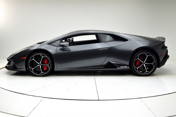 New 2020 Lamborghini Huracan EVO Coupe for sale $293,519 at F.C. Kerbeck Lamborghini Palmyra N.J. in Palmyra NJ 08065 3