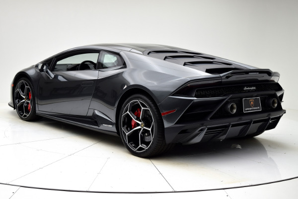 New 2020 Lamborghini Huracan EVO Coupe for sale $293,519 at F.C. Kerbeck Lamborghini Palmyra N.J. in Palmyra NJ 08065 4