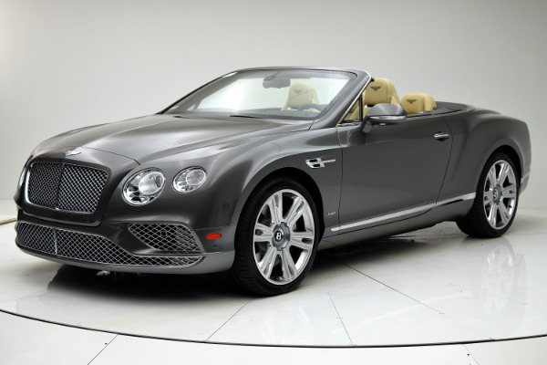 Used Used 2016 Bentley Continental GT W12 Convertible for sale <s>$255,805</s> | $139,880 at F.C. Kerbeck Lamborghini Palmyra N.J. in Palmyra NJ